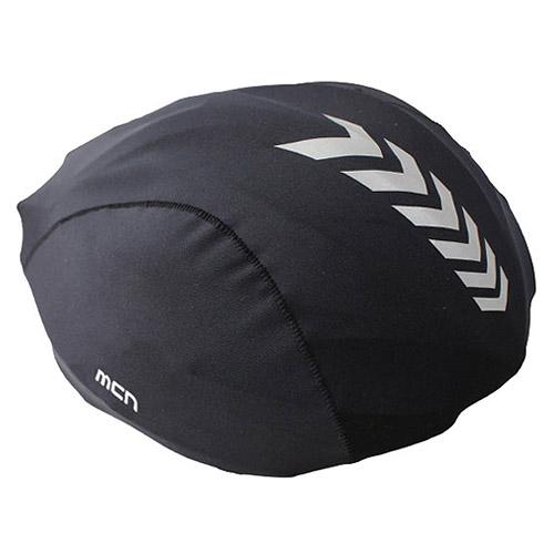 Mcn [Helmet Cover]방풍헬맷커버 블랙