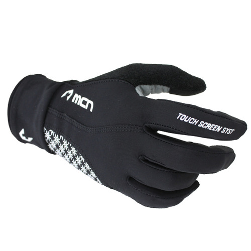Mcn [MGL-ELSA]남성용 자전거장갑 엘사 블랙