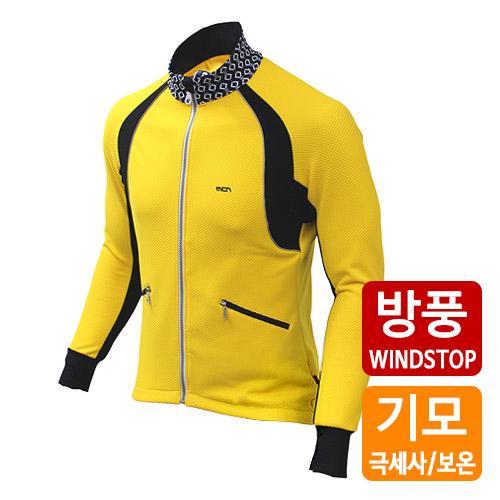 Mcn [CJL-405-YELLOW]글라이드 방풍 자켓 노랑