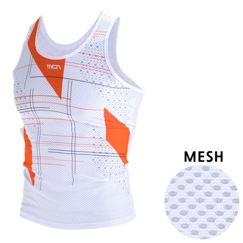 Mcn [MTK-KMESH-MATRIX]매트릭스 K-매쉬 민소매 이너웨어