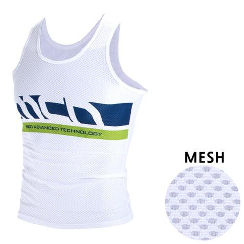 Mcn [MTK-KMESH-SLIDERIN]슬리데린 K-매쉬 민소매 이너웨어