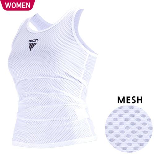 Mcn [MTK-KMESH-SHADE]여성용 민소매 이너웨어 쉐이드