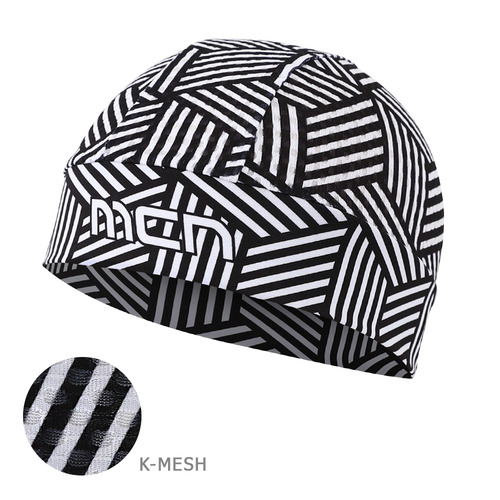 Mcn [SKULL CAP K-MESH CUBY]큐비 K-매쉬 스컬캡