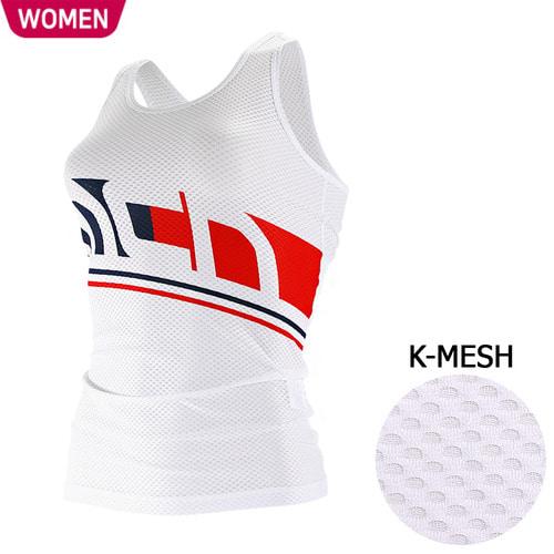Mcn [MTK-KMESH-NEYD-W]여성용 민소매 이너웨어 네이드