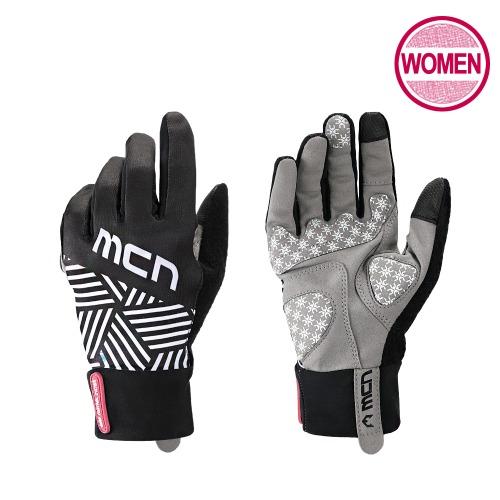 Mcn [MGL-CUBY (W)]여성용 자전거장갑 큐비
