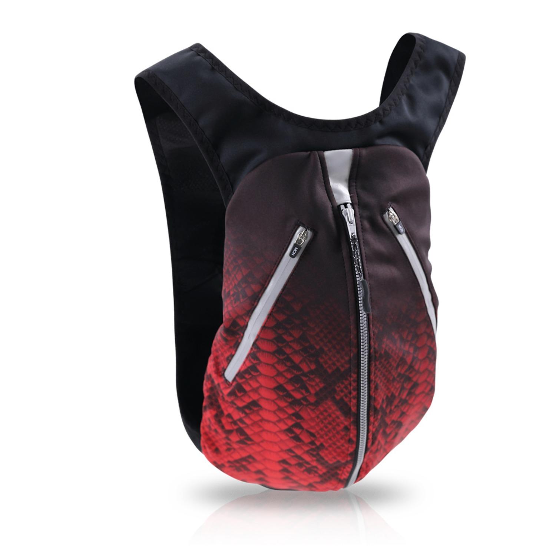 Mcn [MCN FIT BAG-PYTHON SKIN]파이톤 스킨 백팩/가방