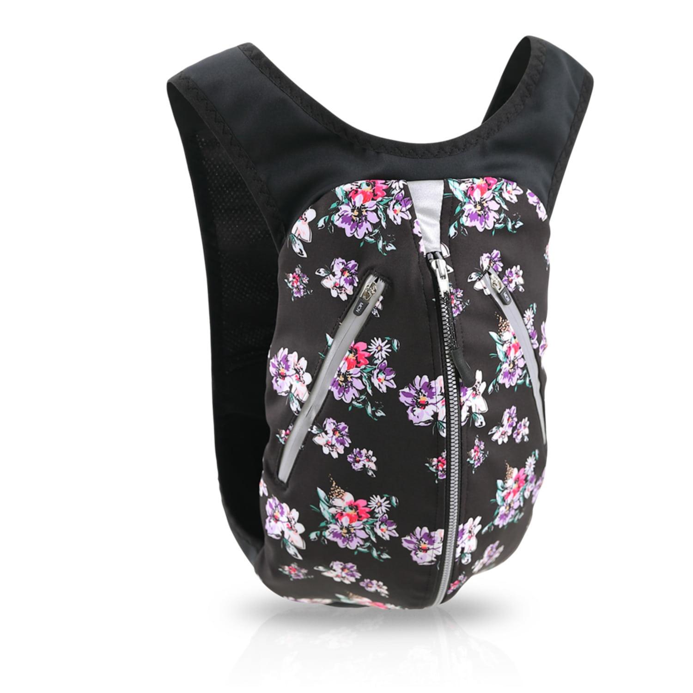 Mcn [MCN FIT BAG-WIND FLOWER]윈드 플라워 백팩/가방