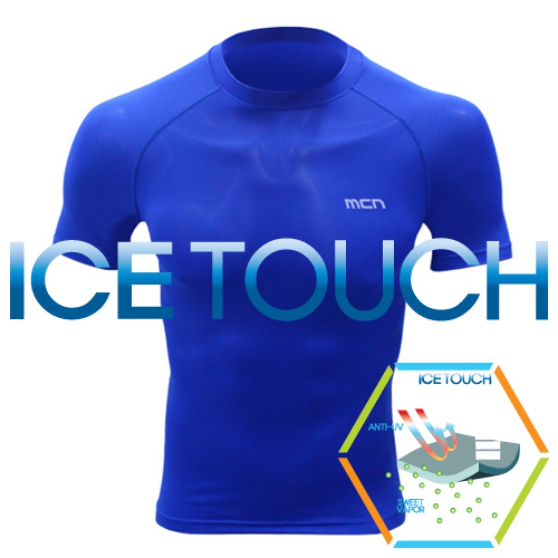 Mcn [IN-11]아이스터치 기능성 반팔 냉감셔츠 4컬러