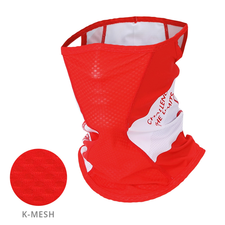 Mcn [MASK SR1-CADMIUM RED]카드뮴 레드 K-매쉬 마스크