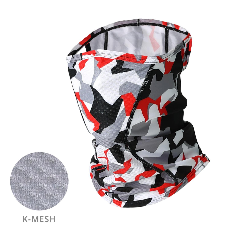 Mcn [MASK SR1-SWEDISH CAMO]스웨디시 카모 K-매쉬 마스크