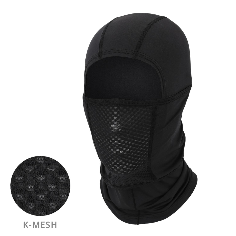 Mcn [MH-KMESH BLACK]K-매쉬 헤드마스크 블랙