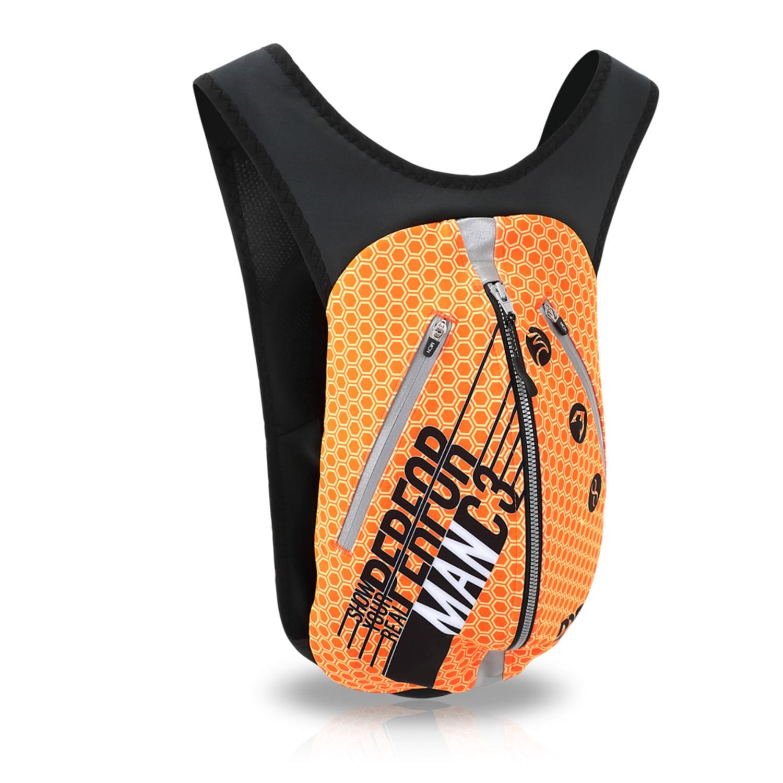 Mcn [MCN FIT BAG-ORANGE FLEX]오렌지 플렉스 백팩/가방