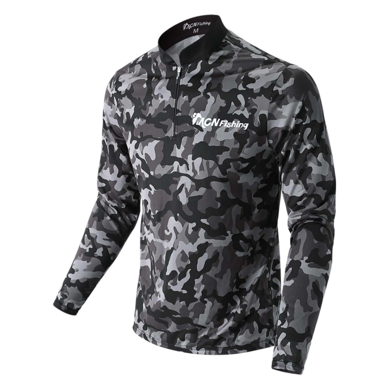 Mcn [MFJL-Camouflage]카모플라주 져지 낚시복 낚시의류